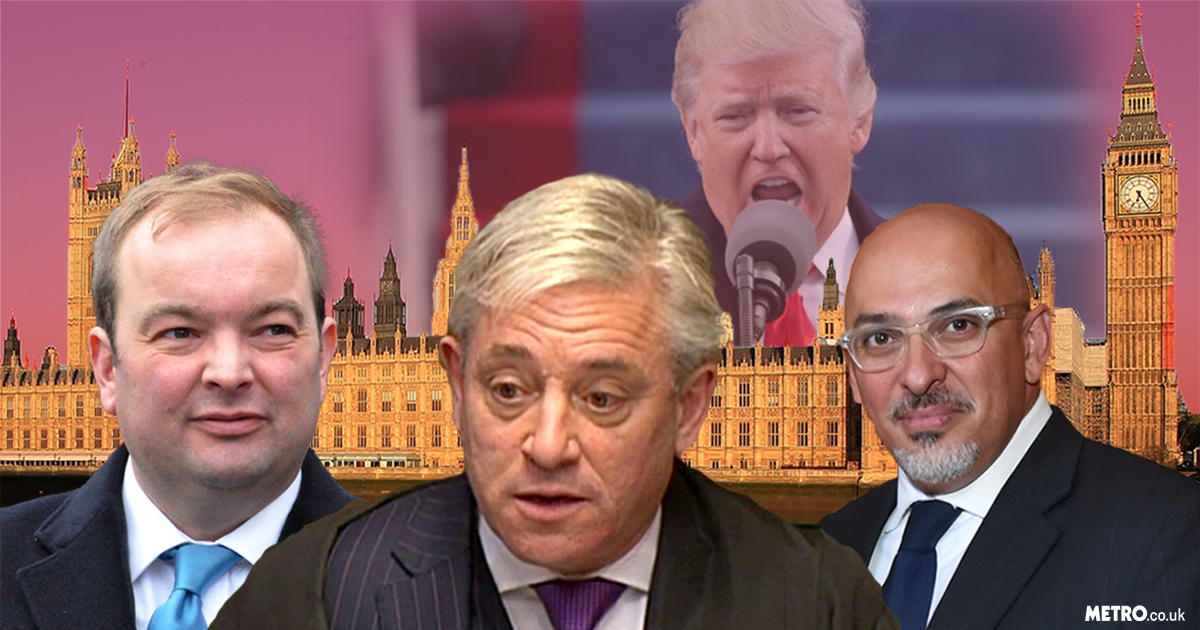MPs plotting to overthrow John Bercow over his Donald Trump ban