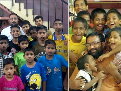 Man adopts 22 HIV-positive children who were abandoned by their parents