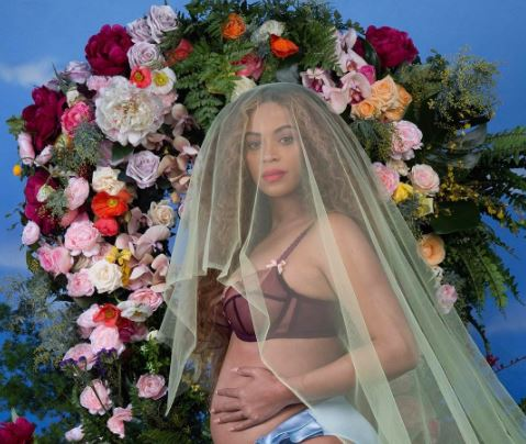 'Our family will be growing by two': Beyonce reveals she's pregnant with twins in gloriously OTT photoshoot