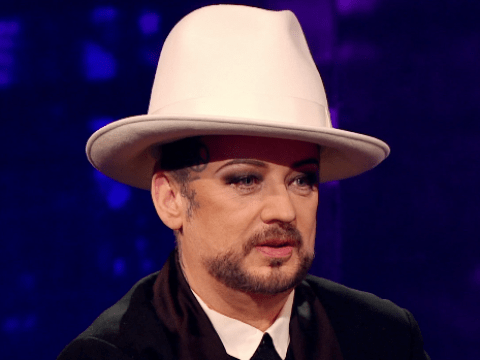 Boy George confesses to wearing bullet proof vest after receiving death threats