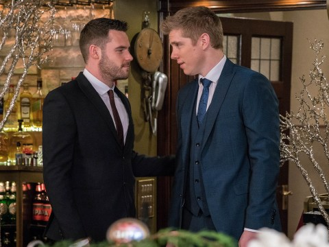 Emmerdale spoilers: Boss confirms second Robert and Aaron wedding