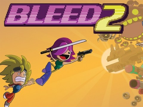Bleed 2 console review – bloody great action