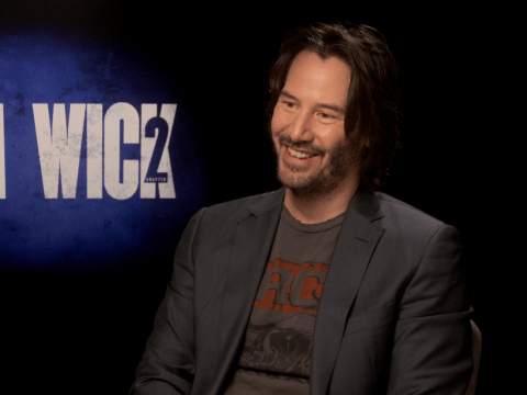 Keanu Reeves reveals whether there'll be a John Wick 3