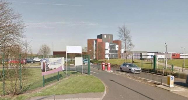 Cardinal Hume Catholic School in Gateshead, Tyne and Wear (Picture: Google Street View)