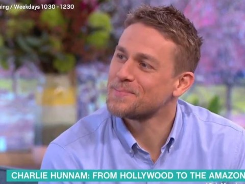 Charlie Hunnam says he's got no regrets about leaving Fifty Shades Of Grey