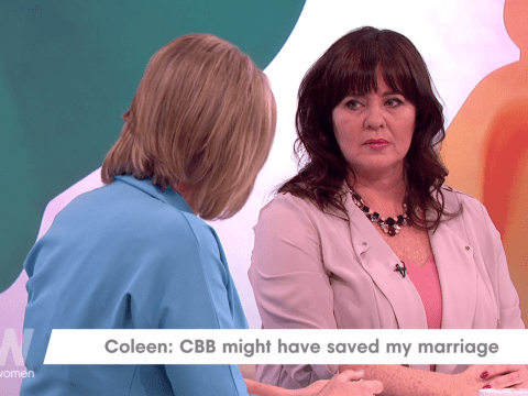 CBB winner Coleen Nolan says that she'll fight for her marriage 'until there's no more fight in me'