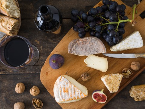 Attention, cheese-lovers: A cheese and wine festival is coming to London and it's free entry