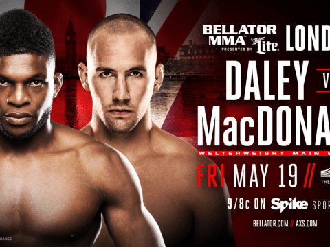 Bellator London weigh in updates LIVE: Rory MacDonald, Paul Daley and 24 other fighters make weight