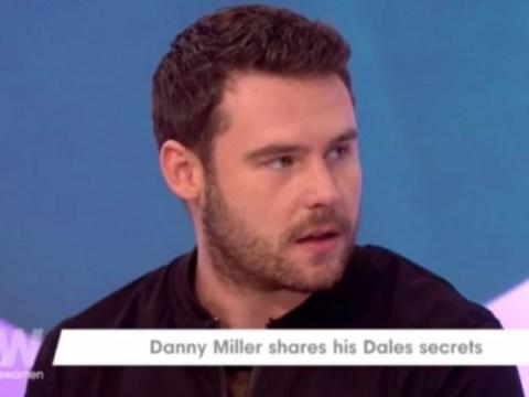Emmerdale's Danny Miller says he 'understands' Danny Dyer's EastEnders break