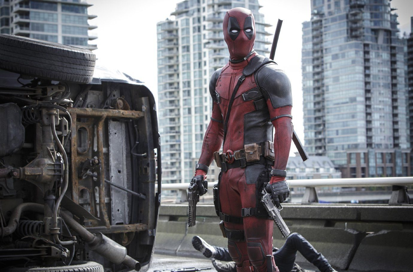 Stuntwoman dies on the set of Deadpool 2 during motorcycle sequence
