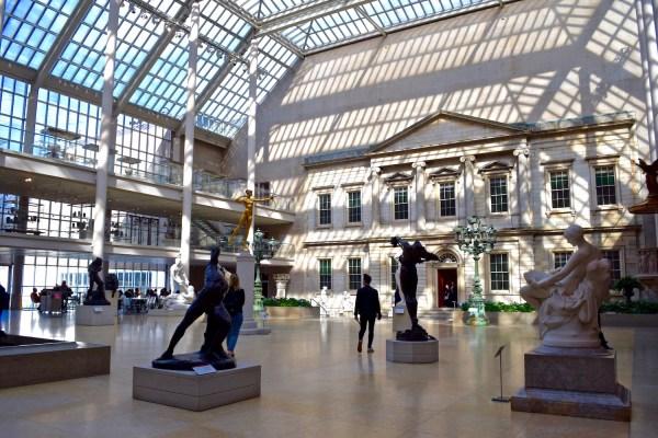 The Metropolitan Museum of Art, New York (Picture: Chloe Gunning)