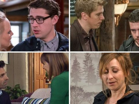 Emmerdale stalker, fire and wedding shock: 10 big spoilers and full episode guide