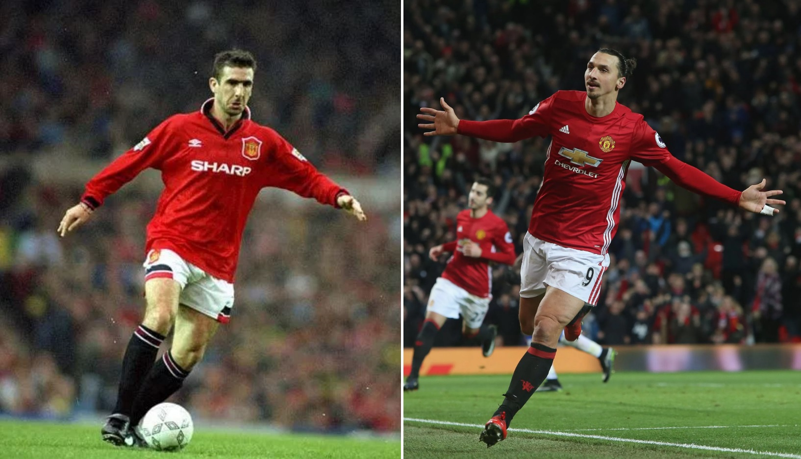 Zlatan Ibrahimovic's impact on Manchester United is comparable to Eric Cantona's, claims Class of '92 legend