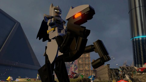 Games review: Lego Dimensions The Lego Batman Movie and Knight Rider