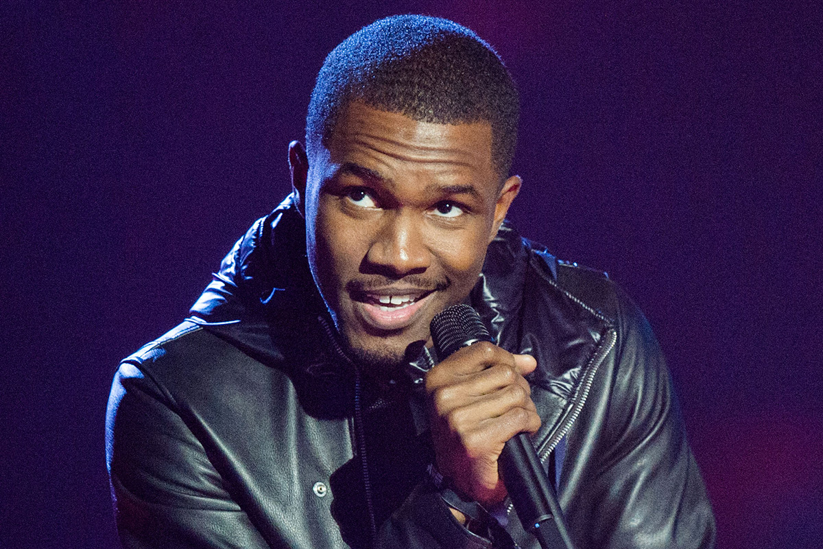 Frank Ocean is being sued by his dad for over £11m over a Tumblr post