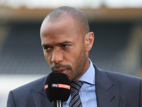 Thierry Henry hits back at Arsene Wenger's complains over Chelsea's opening goal against Arsenal