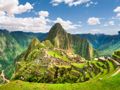 Trust me, these photos will make you want to visit Machu Picchu