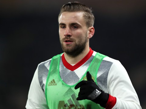 Gary Neville urges Luke Shaw to seize his latest chance at Manchester United
