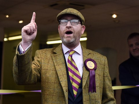 Stoke by-election odds suggest UKIP are not too far behind Labour