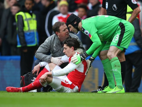 Marcos Alonso sends special message to Hector Bellerin after Chelsea beat Arsenal