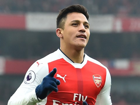 Alexis Sanchez matches Thierry Henry record with double to beat Hull City