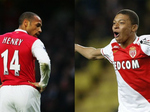 Kylian Mbappe is better than Thierry Henry was at 18, says Ligue 1 expert Julien Laurens