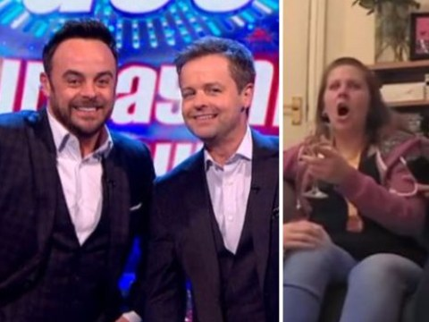 Ant and Dec forced to apologise over Saturday Night Takeaway F-bomb