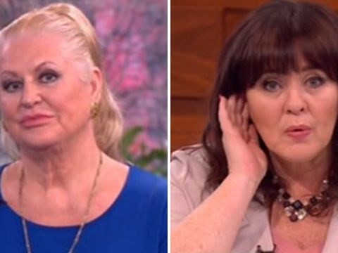 Morning TV got all sorts of awkward when Loose Women and This Morning put Coleen Nolan and Kim Woodburn live on air together