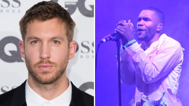 Calvin Harris releases new track Slide featuring Frank Ocean and it's an early slice of summer