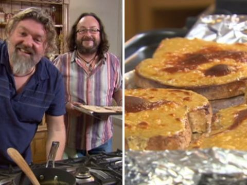 Saturday Kitchen viewers are super annoyed that the Hairy Bikers made cheese on toast