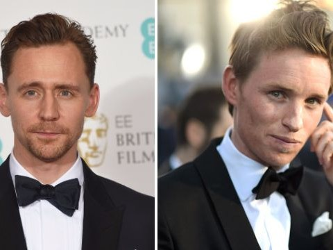 Eddie Redmayne and Tom Hiddleston were in a school play together and it sounds awkward