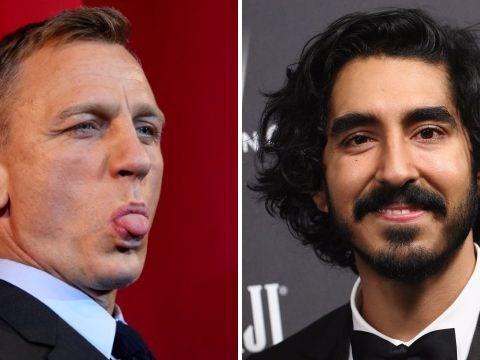 Dev Patel had a seriously awkward run in with Daniel Craig