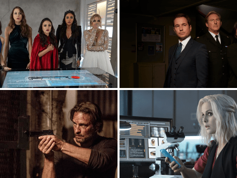 Fargo, Line Of Duty, iZombie, Pretty Little Liars and Colony – everything you need to know about the top TV shows returning this year