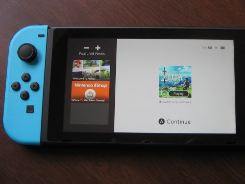 Nintendo Switch hardware preview and hands-on – the console, the UI, and 1-2-Switch