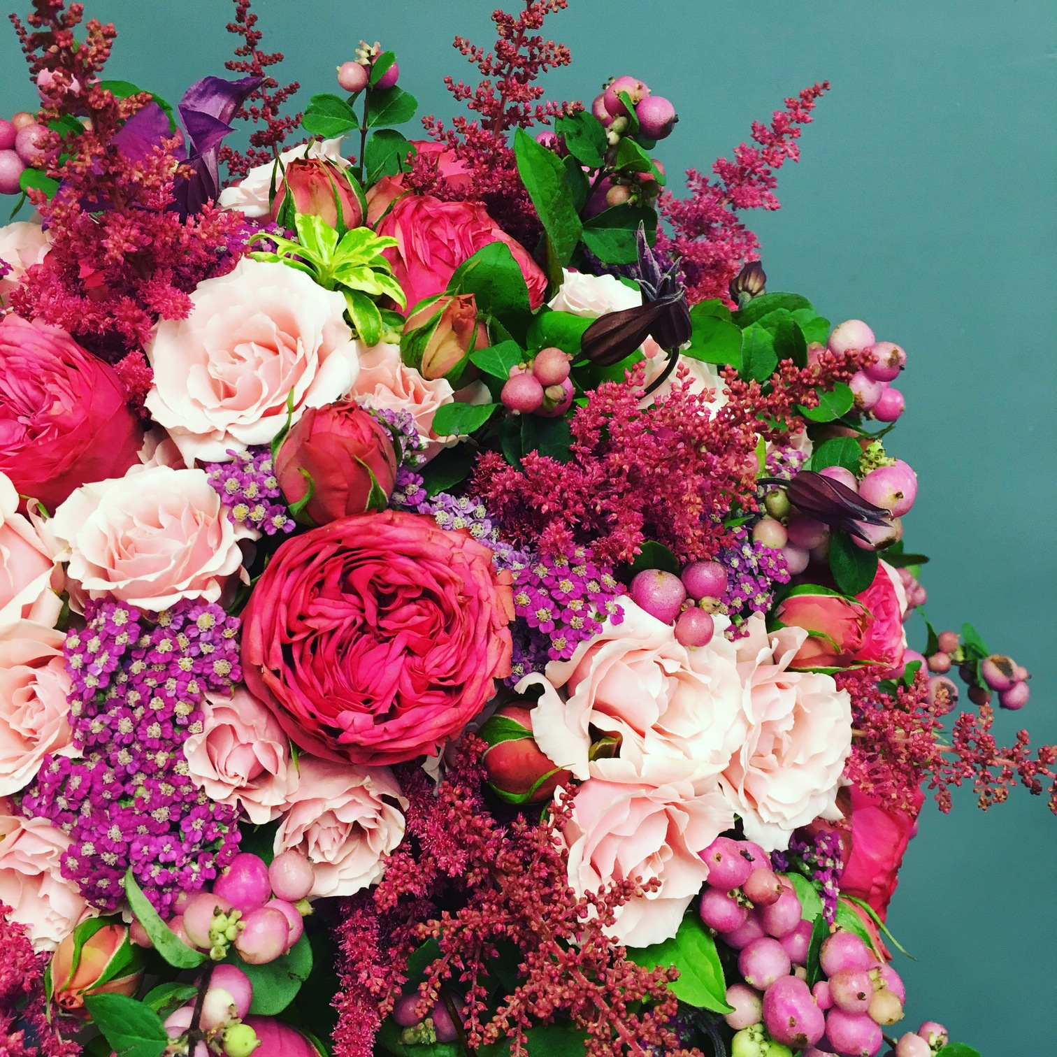 The top 17 wedding flower trends for 2017