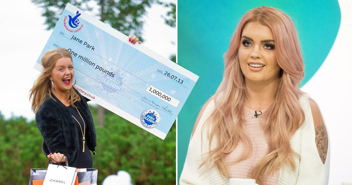 Britain's youngest Euromillions winner drops case against Lotto for 'ruining her life