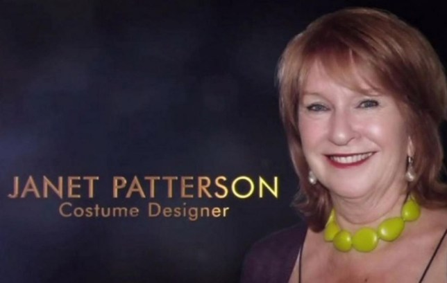 Jan Chapman's face was used to illustrate Janet Patterson's feature (Picture: Oscars)