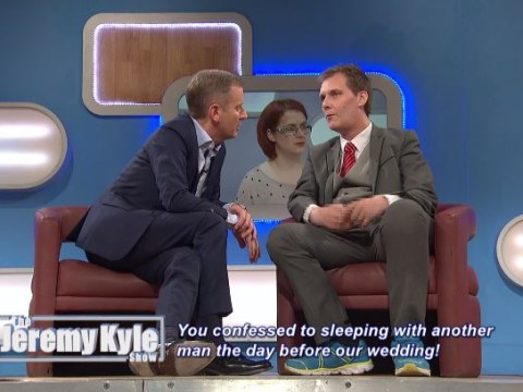 Jeremy Kyle Show guest described the hymen as 'a door God puts there' and viewers couldn't deal