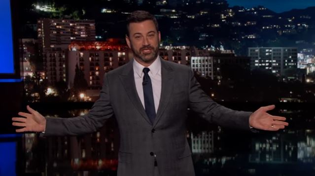 Jimmy Kimmel thanks Denzel Washington for saving the Oscars as he explains Best Picture cock up