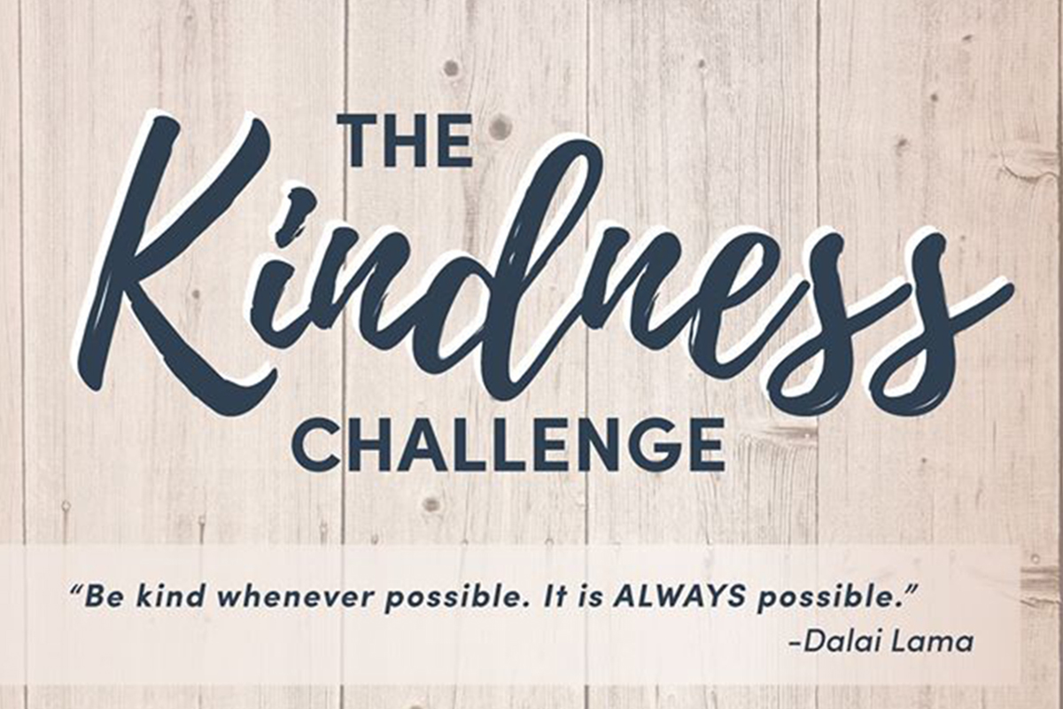 Random Acts Of Kindness Day kindness challenge