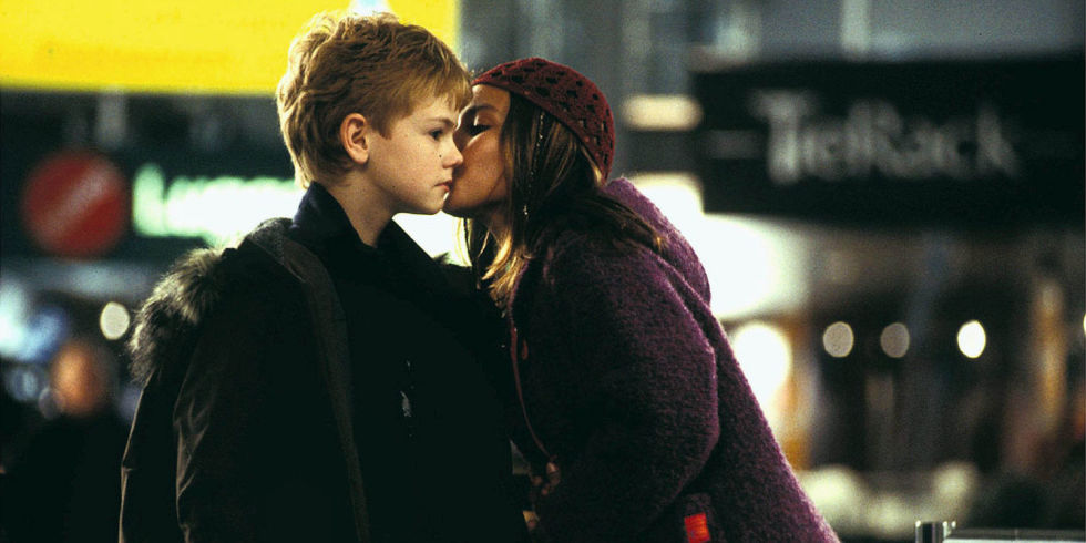 Aw, young love (Picture: Universal/Working Title)