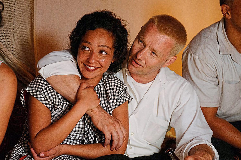 Ruth Negga and Joel Edgerton in Loving (Picture: Focus Features)