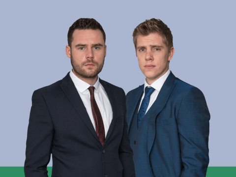 Emmerdale spoilers: Robert Sugden and Aaron Dingle's wedding destroyed as the police crash the event?