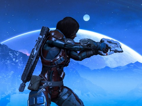 Mass Effect: Andromeda hands-on – games within games