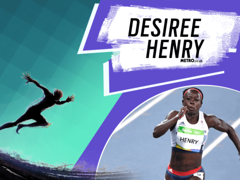 Running advice from a professional: Olympic champion Desiree Henry