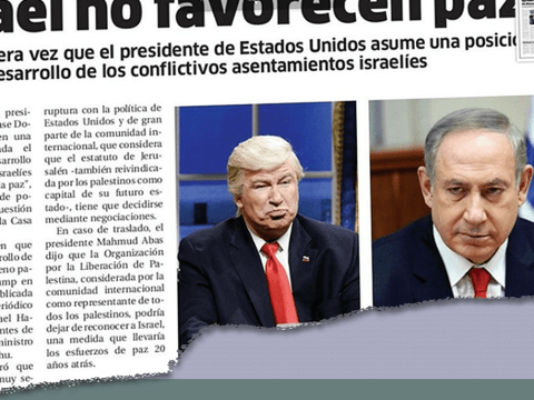 Alec Baldwin's impression of Donald Trump is so good he's even fooling newspapers