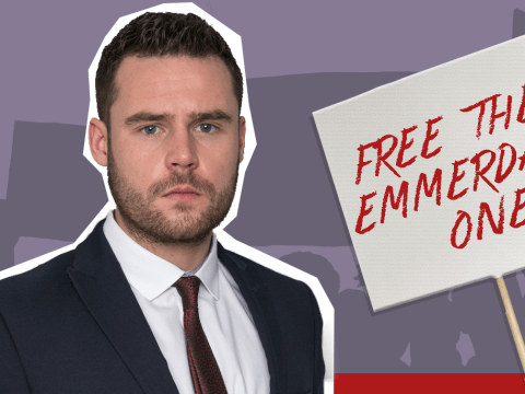 Emmerdale spoilers: Aaron Dingle to be released in weeks – but will he have a marriage to return to?