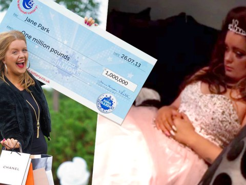 Britain's youngest Euromillions winner wants to sue Lotto for 'ruining her life'
