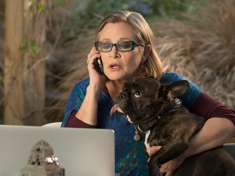 Carrie Fisher's last appearance in Catastrophe to dominate series three finale