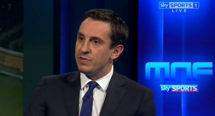 Gary Neville warns Jose Mourinho: Replacing Zlatan Ibrahimovic is a huge job
